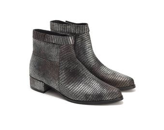 Womens Boots, Boots for Women, Women's Boots, Womens Boots Leather, Ankle Boots, Ankle Boots Women, Leather Ankle Boot, Mila / Free Shipping