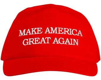 Make America Great Again Hat - One Size