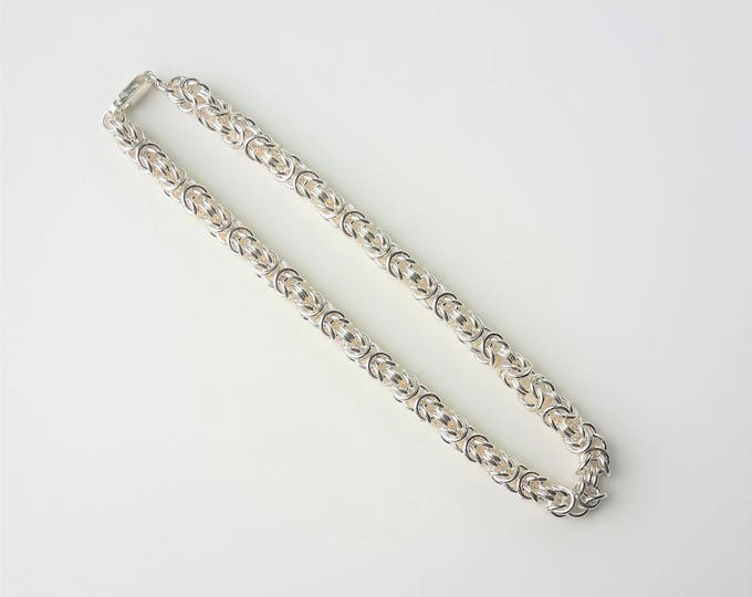 Byzantine Rope Bracelet