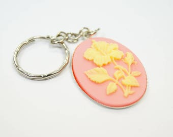 Keychain Flower