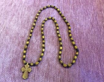 wooden Orthodox Prayer Rope - Mount Athos