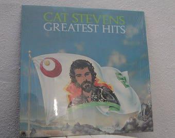 "Cat Stevens - ""Greatest Hits"" vinyl record"