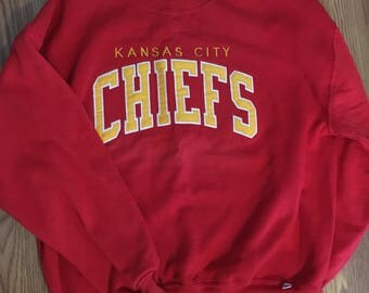Vintage Kansas City Chiefs Crewneck