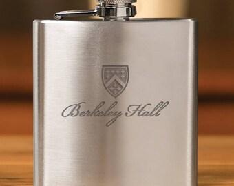 Silver Pocket Flask