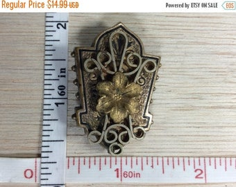 10% OFF 3 day sale Vintage Old Antique Pin Brooch Pendant Combo Damaged Used