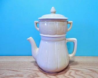 The classic French Drip Coffee Pot