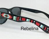 VENTE de perles guerriers lunettes de soleil