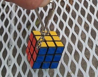 Keychain Rubik cube vintage