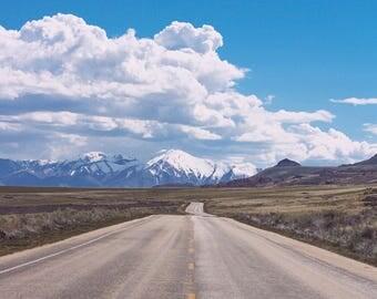 Antelope Island - Landscape -