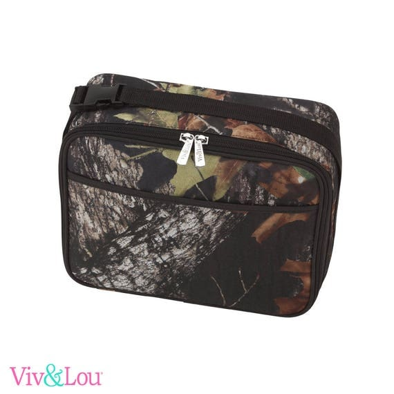 woods camo lunch box boys lunch bag monogrammed lunch bag personalized lunch bag kids lunch box back to school personalized lunch