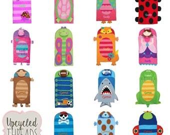 School Nap Mat, Nap Mat, Stephen Joseph Toddler Blanket, Preschool Napmat, Toddler Napmat, Nursery School NapMat, Toddler Nap Mat