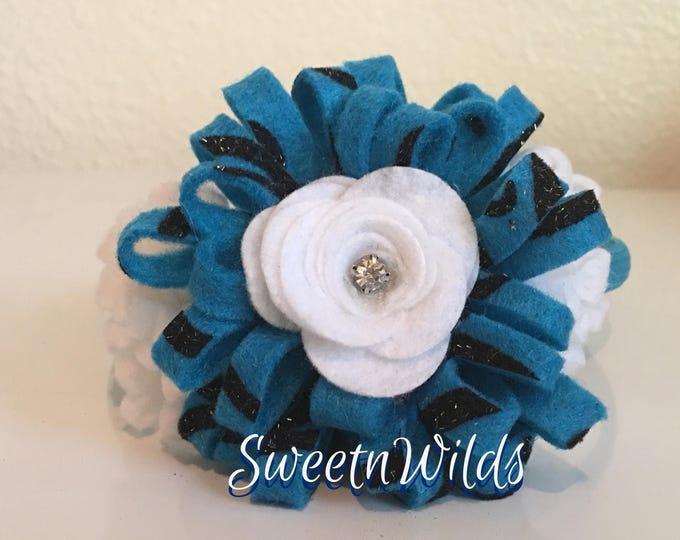 Felt Fun Flower Headband