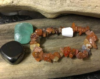 Crystal healing stones for concentration