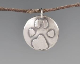 Dog Paw Totem-talisman-amulet-charm