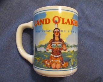 Land O' Lakes Mug