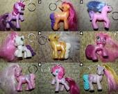 My Little Pony Hasbro Keychain - SELECT ONE