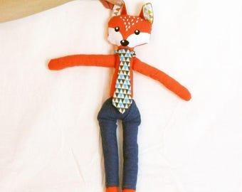 Doll fox original gift