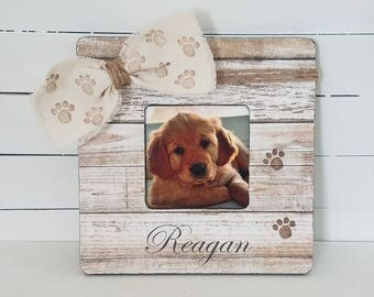 personalized pet frames - personalized dog frames - pet loss gifts - gift ideas for christmas - pet memorials - dog memorials - pet sympathy