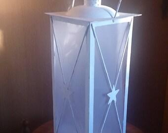 Design Lantern, White