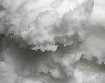 SLIME, CLOUD Slime, Albino White Crocodile Cloud, 6 oz slime of the day