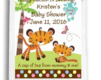 20 Fisher Price Baby Shower Tea Favors