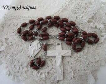 Vintage rosary