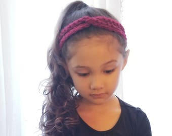 Front Knot Head Band