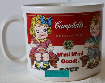 Campbell's Mug, 1993, Westwood