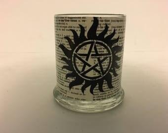 Supernatural Candleholder