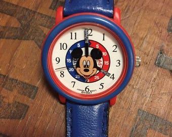 Disney Store Mickey Watch Japan Movement