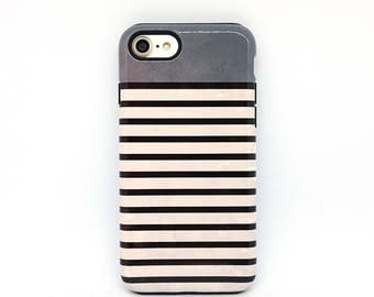 iPhone 7 case, iPhone 6 case, iPhone 6 Plus case, iPhone 6 case, iPhone 8 case, iPhone 7 Plus case, iPhone 5s case, iphone case- Stripe