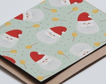 Jingle all the way Christmas Card