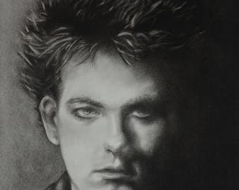 Art Original The Cure Robert Smith