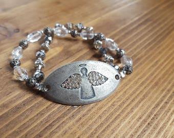 Beautiful angel bracelet