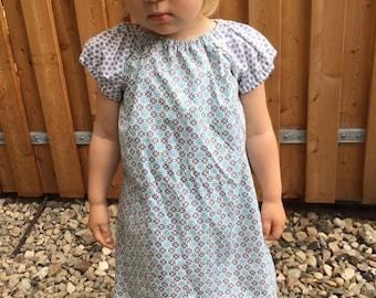 Children dress, baby dress