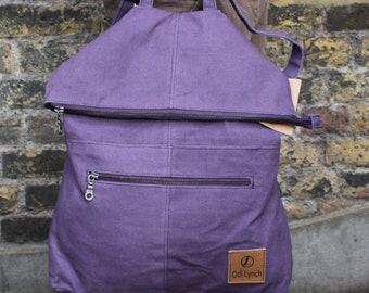 Belgian Backpack convertible to bag
