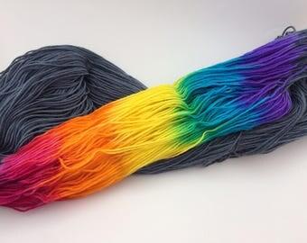 Rainbow Sock Yarn