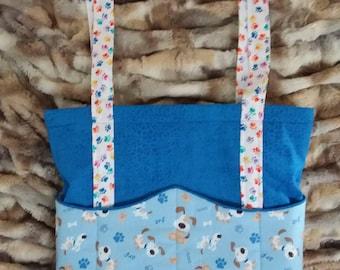 Little Doggie Market Bag