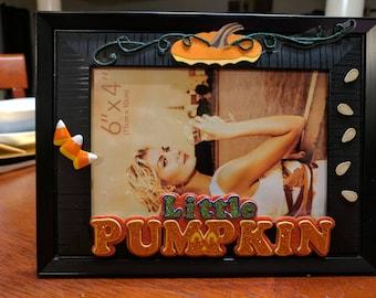Little Pumpkin Frame