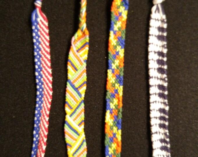 Macrame Bracelets AKA Friendship Bracelet