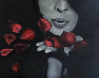 The Whispering of The Roses