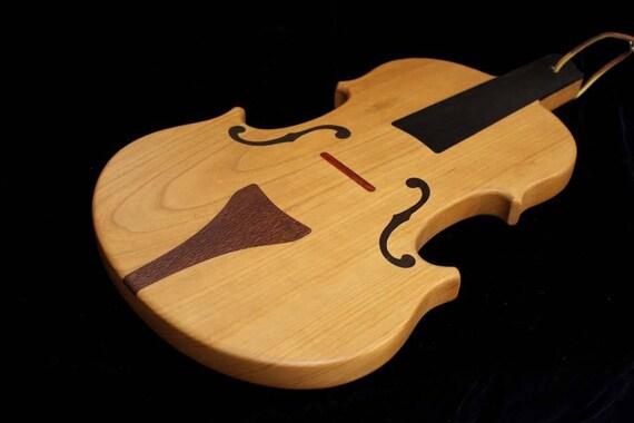 Violin Cutting / Serving Board