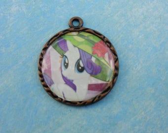 My Little Pony: Rarity Pendant