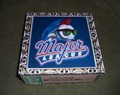 Baseball Movie 'Major League' Cigar Box Stadium