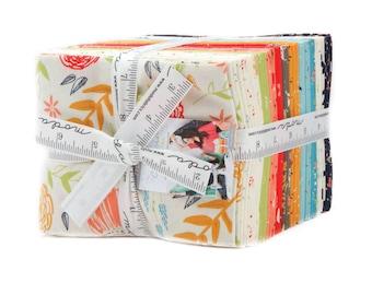 Fat Quarter Bundle 32 fq's CREEKSIDE By Sherri & Chelsi For Moda Fabric