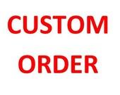 Custom Order - MB