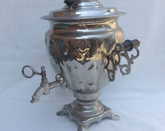 The Samovar is Electric-Soviet vintage 1980s