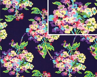 Amy Butler Water bouquet / midnight Fabric
