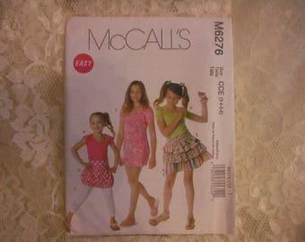 Dress pattern for little girl