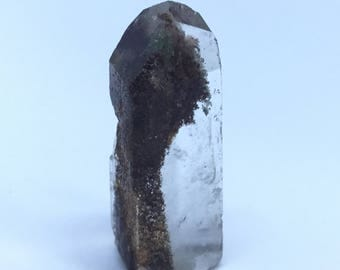 "Mini Lodolite Inclusion Quartz Point 1"" 8g 17SB103"